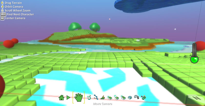 Kodu screenshot